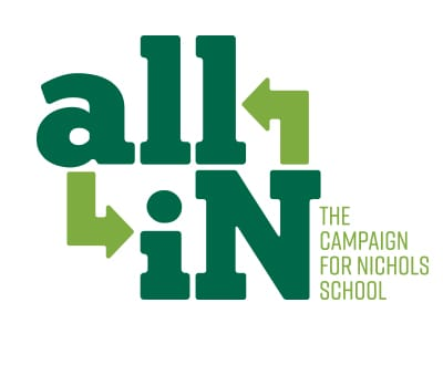 All iN - The Campaign for Nichols School